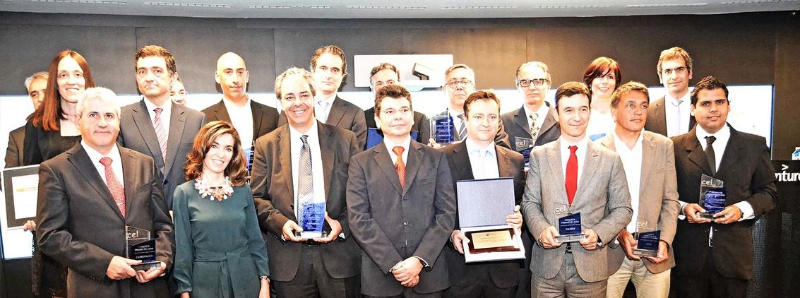 transporte urgente,Premios CEL Palibex