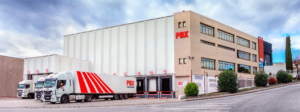 palibex barcelona - camion palibex