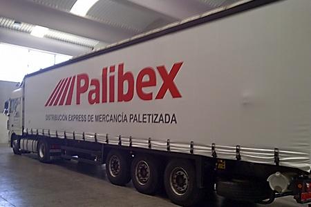 Transporte de Palibex
